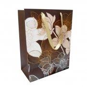 Ozdobne opakowanie, torebka na prezent 20x25 wz. Paw Decor Collection