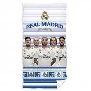 Ręcznik kibica - Real Madryt - rozmiar 70x140 wz. RM185026