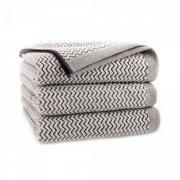 Ręcznik frotte REWA 50x100 kolor brązowy
