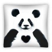 Foto poszewka 40x40 Panda wz. PS 0012