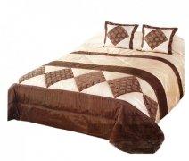 Narzuta na łóżko 240x260 + 2 poszewki 40x40 wz. Wiktoria 24