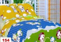 Pościel dla młodszych 100%  bawełna 160x200 lub 140x200 - wz. 0154