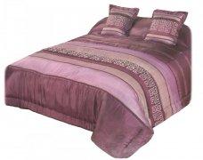 Narzuta na łóżko 220x240 + 2 poszewki 40x40 wz. Wiktoria 09