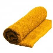 Ręczniki, ręcznik jednobarwny MODENA  rozmiar 70x140 wz. żółty