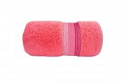 Ręcznik OMBRE 70x140 kolor koral