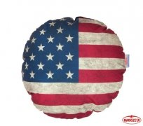 Poduszka dekoracyjna - Flaga USA