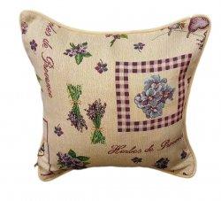 Poszewka na poduszkę Gobelin 40x40 wz 13 Herbes de Provence