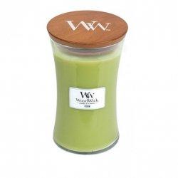 Świeca zapachowa WoodWick - Fern - Duża świeca