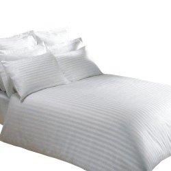Prześcieradło hotelowe ADAMASZEK 220x200 100% bawełna
