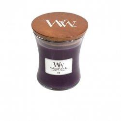 Świeca zapachowa WoodWick- Fig - Średnia świeca