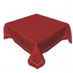 Obrus Technic RED 85x85 100% poliester wz. 246 czerwony
