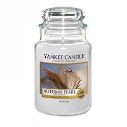 Świeca Yankee Candle Autumn Pearl - duży słoik