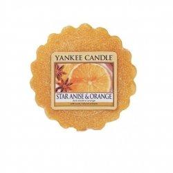 Wosk zapachowy Yankee Candle Star Anise & Orange
