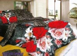 Poszewka na poduszkę 70x80, 50x60 lub inny rozmiar - KORA zapięcie na zamek Cotton KB33