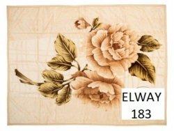 Koc akrylowy Elway, 160x210 wz. Elway 183
