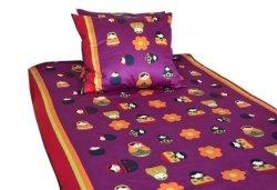 Poszewka na poduszkę 40x40 -satyna 100% bawełna Andropol wz.17917 1