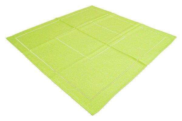 Obrus Technic rozmiar 140x200 wzór jasno zielony (246)