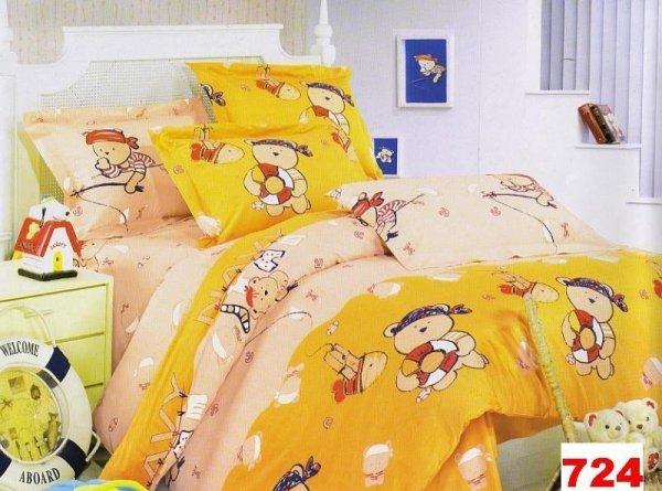Poszewka na poduszkę 70x80, 50x60 lub inny rozmiar - 100% bawełna satynowa  wz. Z  0724