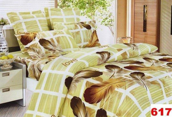 Poszewki na poduszki 40x40 bawełna satynowa wz. 0617