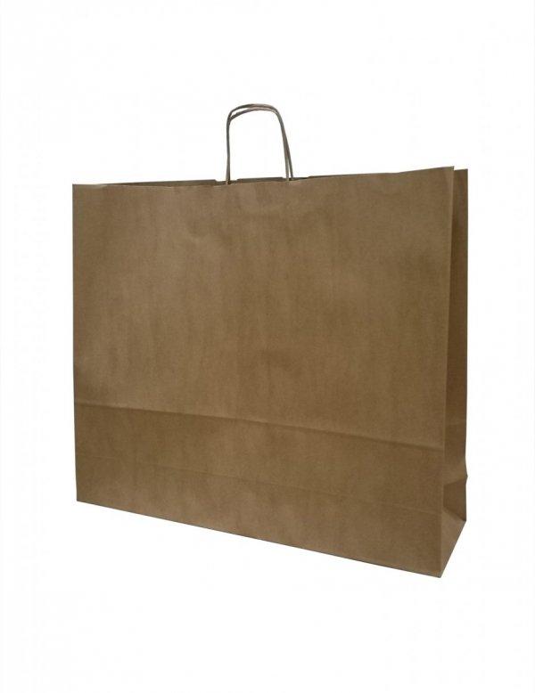 Opakowanie, torba papierowa 54x46cm wz. EKO