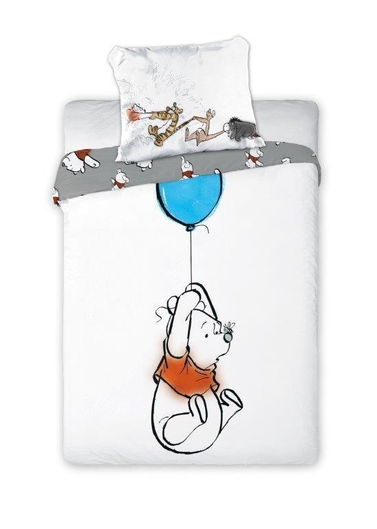 Pościel dziecięca Licencyjna do łóżeczka 100x135 wz. Kubuś 069