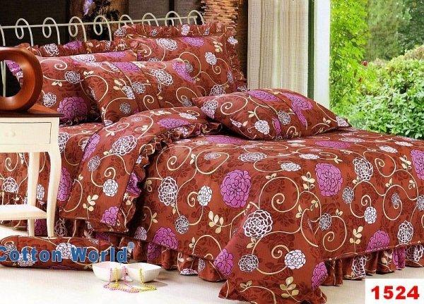 Poszewka 70x80, 50x60,40x40 lub inny rozmiar - 100% bawełna satynowa  wz.Z 1524