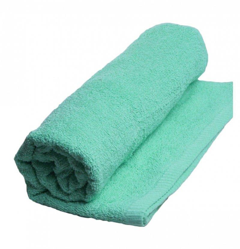 Ręczniki, ręcznik jednobarwny MODENA  rozmiar 50x100 wz. morski