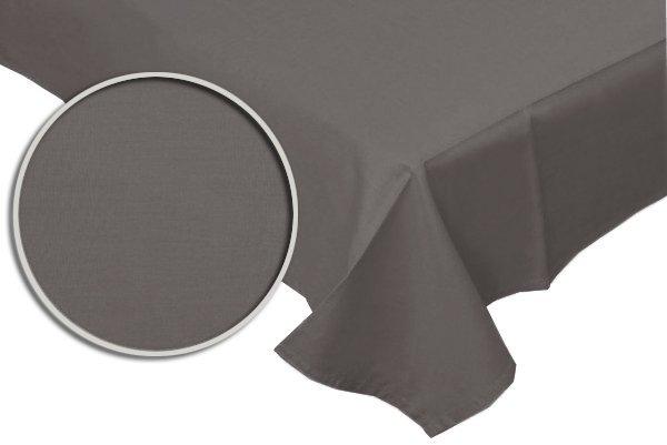 Prześcieradło RUBIN 100% bawełna 220x200 bez gumki wz. grafit