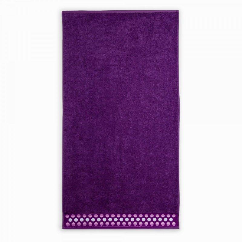 Ręcznik  ZEN  70x140  kolor śliwkowy