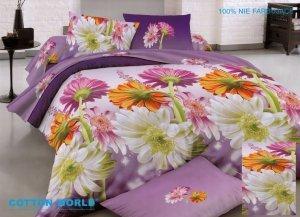 Poszewka na poduszkę 70x80, 50x60 lub inny 100% mikrowłókno  - wz. FSP 6013