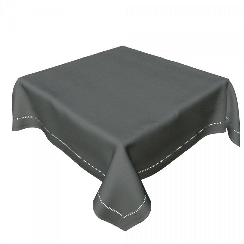 Obrus Technic GRAPHITE 110x160 100% poliester wz. 246 grafit