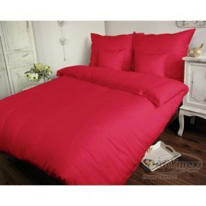Poszewka na poduszkę 70x80 - 100% bawełna satynowa DARYMEX, zapięcie na zamek wz. koral 039