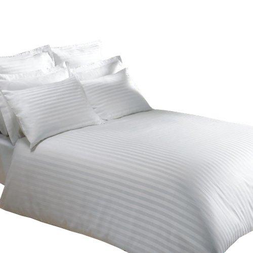 Prześcieradło hotelowe ADAMASZEK 220x220 100% bawełna