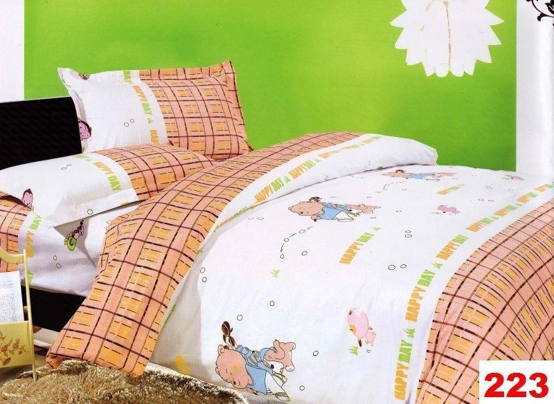 Poszewka na poduszkę 70x80, 50x60 lub inny rozmiar - 100% bawełna satynowa  wz. G 0223