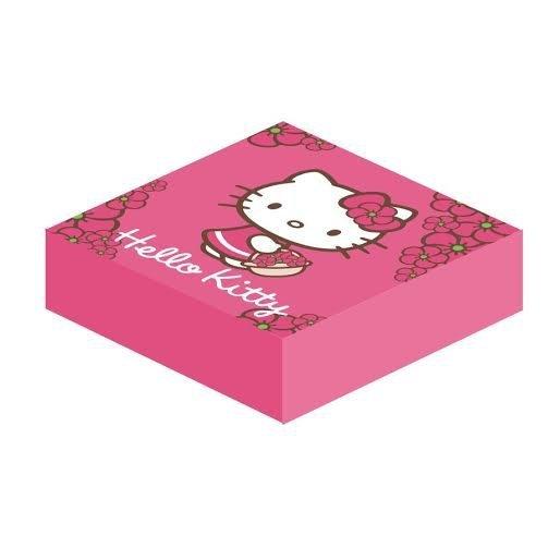 Ręcznik magiczny 30x30 Hello Kitty 01