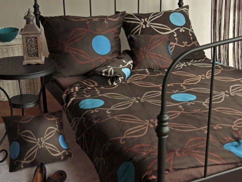 Poszewki na poduszki 70x80 - bawełna andropol wz. 18106