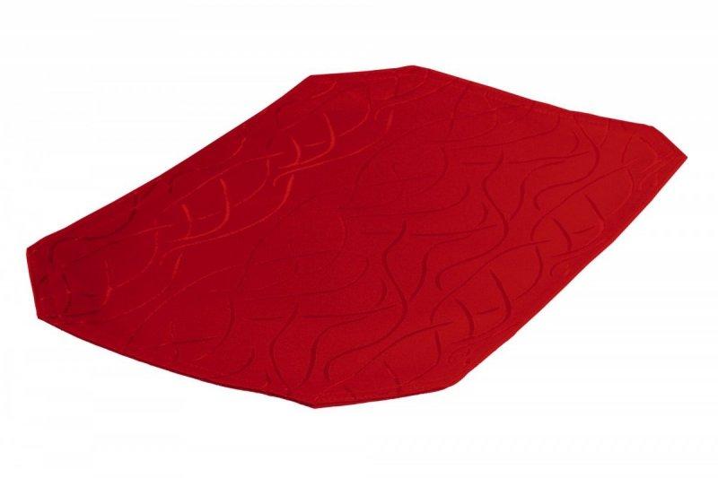 Obrus plamoodporny Jedeka 33x47 obiadowy Kolor: Czerwony