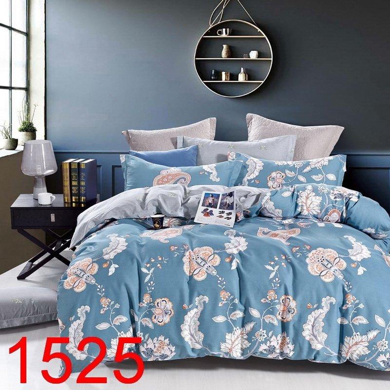 Pościel dwustronna bawełna satynowa 160x200 lub 140x200 - wz. 1525