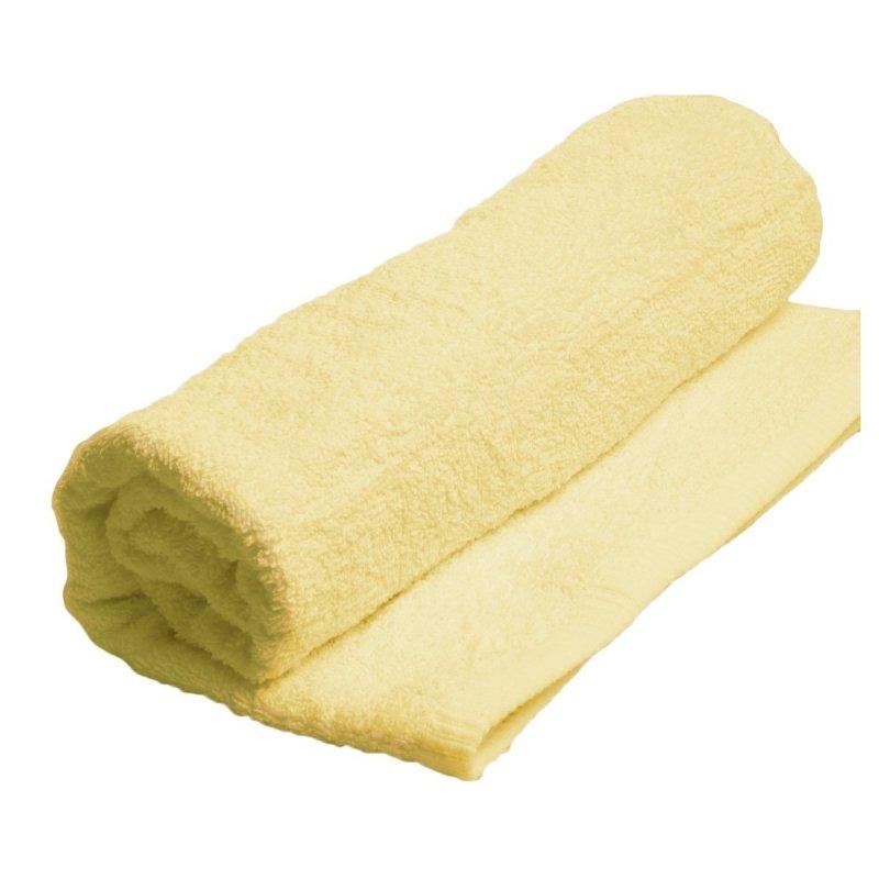 Ręczniki, ręcznik jednobarwny MODENA  rozmiar 50x100 wz. ecru