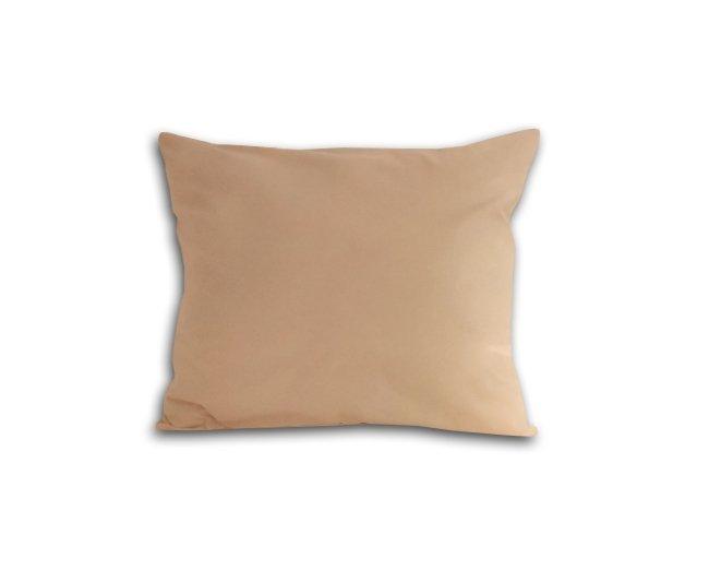 Poszewka na poduszkę 50x60 - 100% bawełna satynowa DARYMEX, zapięcie na zamek wz. beż 018