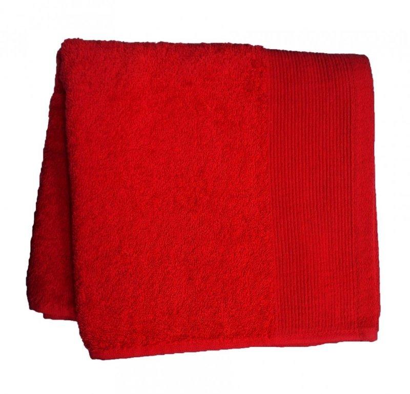 Ręcznik Aqua 30x50 czerwony