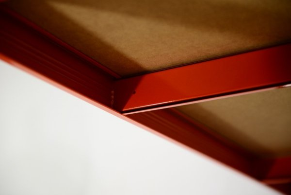 Metallregal Werkstatt Schwerlastregal Helios 196x120x45_6 Böden, Tragkraft bis 400 Kg pro Boden,  Viele Farben zur Auswahl