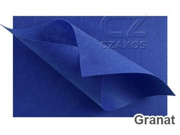 Filc 1mm kolor Granat