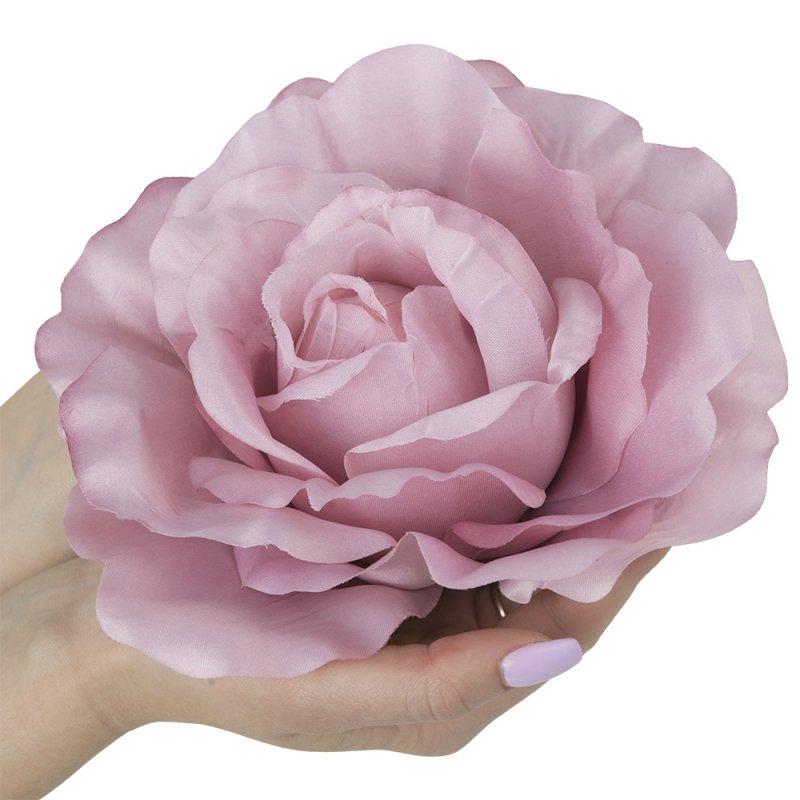 Główka Róży Mega 1 szt. Brudny Roż