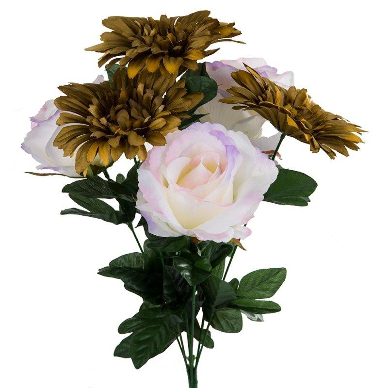 BUKIET gerbera/róża - B5