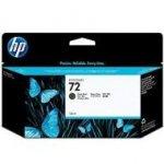Tusz HP 72 Vivera do Designjet T610/1100/1200/1300   130ml   matte black
