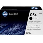Toner HP 05A do LaserJet P2035/2055 | 2 300 str. | black