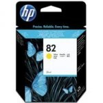 Tusz HP 82 do Designjet 510 | 28 ml | yellow