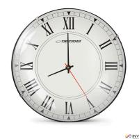 Zegar ścienny ROMA biały EHC018R ESPERANZA