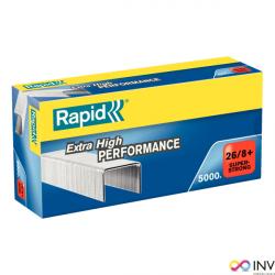 Zszywki RAPID Super Strong 26/8+ 5M 24862200